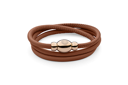 QUDO - Tender - Triple Wrap Leather Bracelet