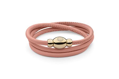 QUDO - Tender - Triple Wrap Leather Bracelet
