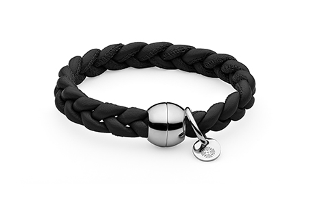 QUDO - Codino - Braided Leather Bracelet