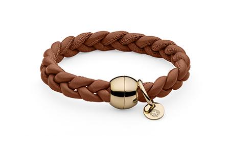 QUDO - Codino - Braided Leather Bracelet