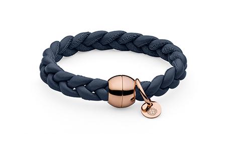 QUDO - Codino Big - Braided Leather Bracelet