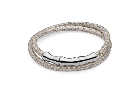 QUDO - Bones - Double Wrap Bracelet