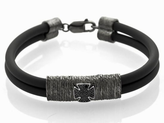 BLACK COLLECTION - Diamond Bracelet