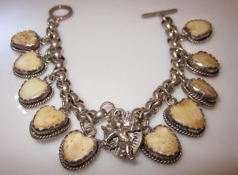 "Designer Joan Slifka ""Working Girl"" Bracelet"
