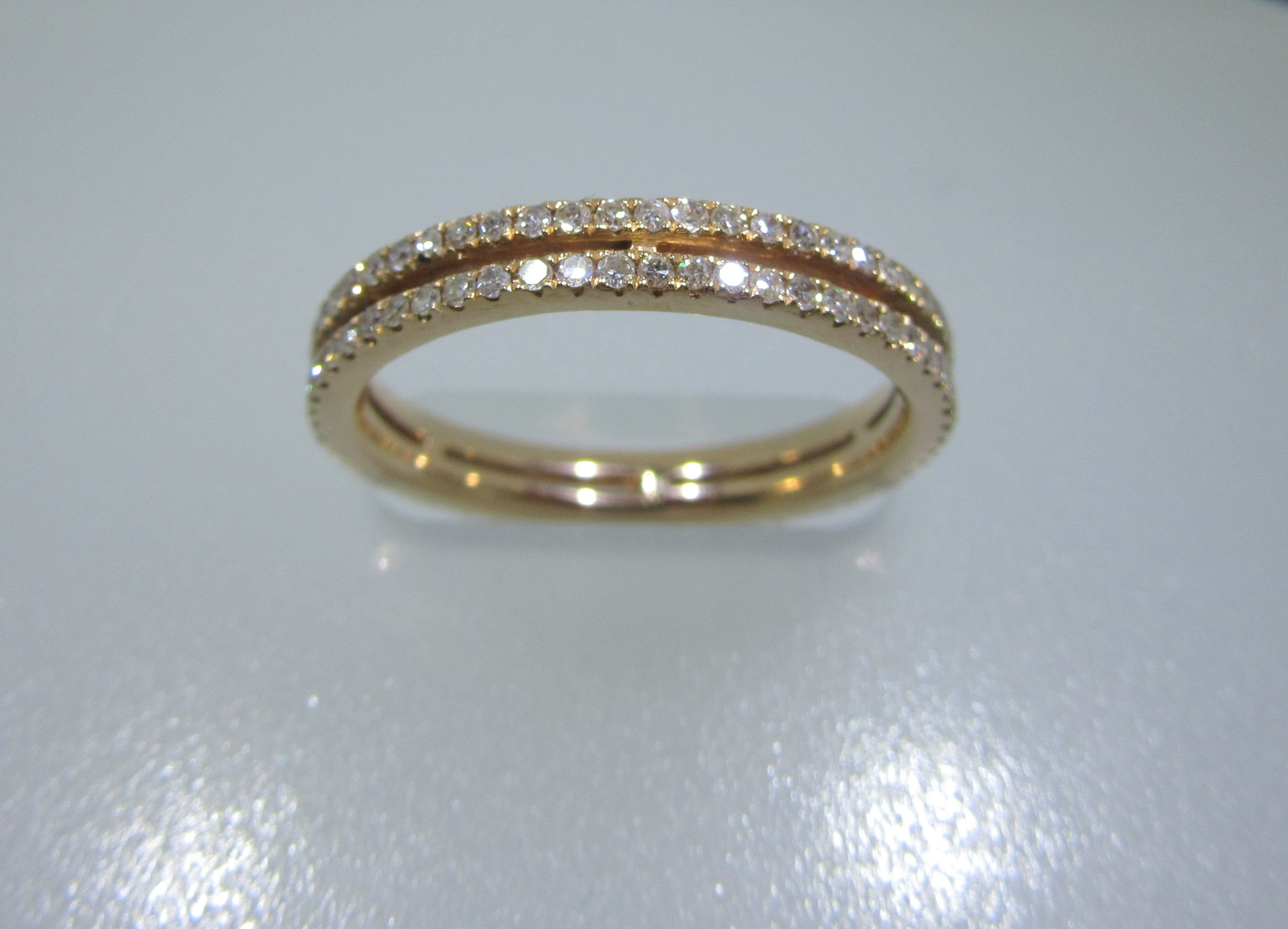 eternity champagne barbara s product bp ct parker diamond vault bands band