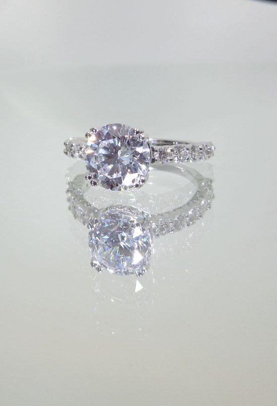 Diamond Ring Mounting