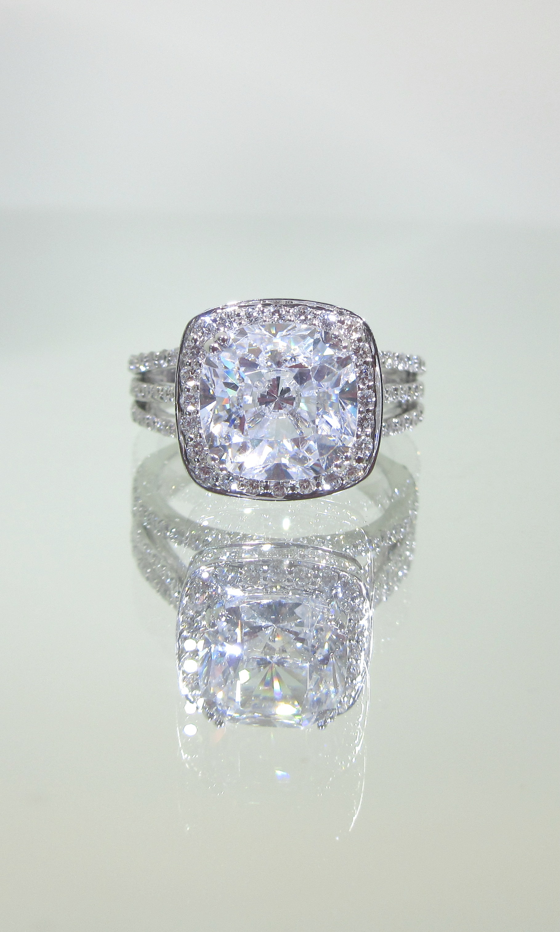 Diamond Ring Mounting