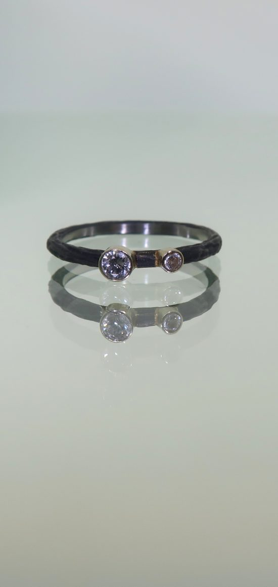 Pebble Stacking Ring