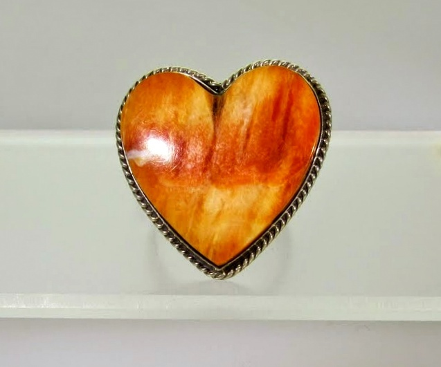 Joan Slifka Spiney Oyster Heart Ring