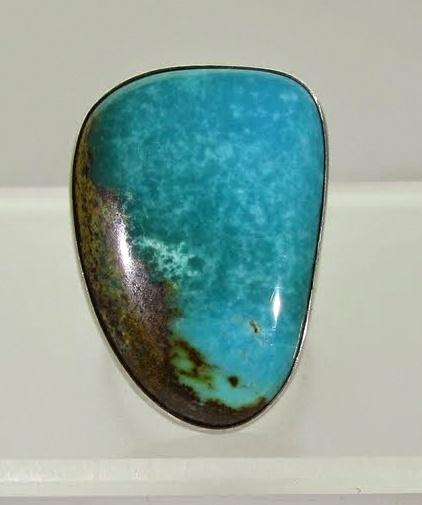 Joan Slifka Turquoise Ring