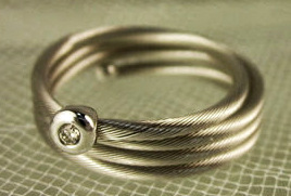 Flexible Winding Ring