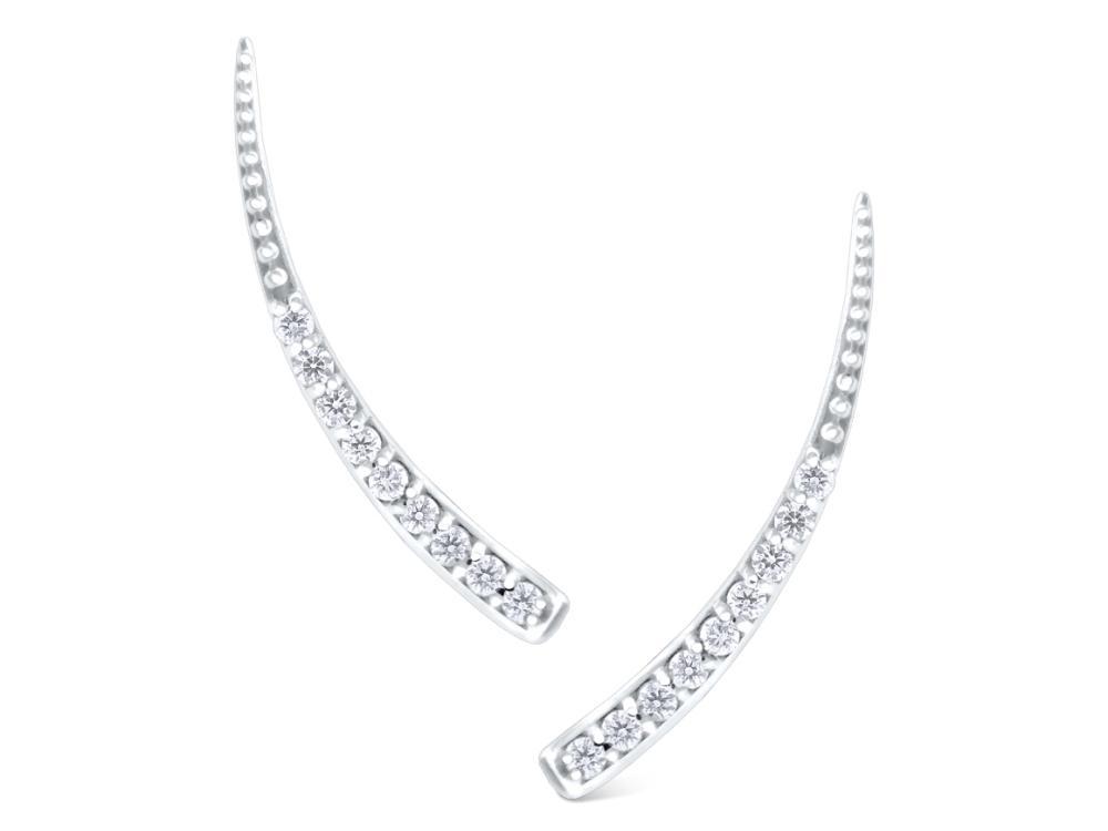 KC DESIGNS - 14K Diamond Earrings