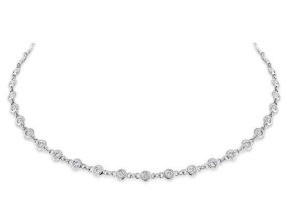 KC DESIGNS - Diamond By The Yard Necklace