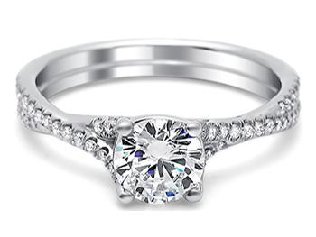 TIMELESS DESIGNS - Engagement Ring Solitaire Mounting