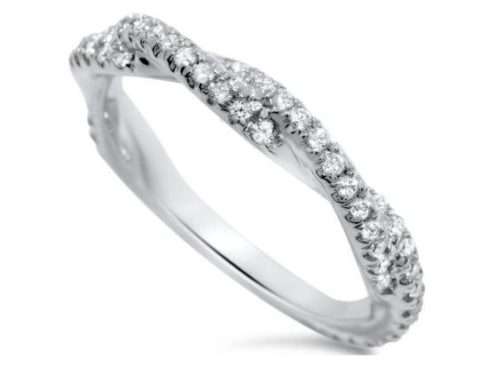 TIMELESS DESIGNS - Diamond Wedding Band