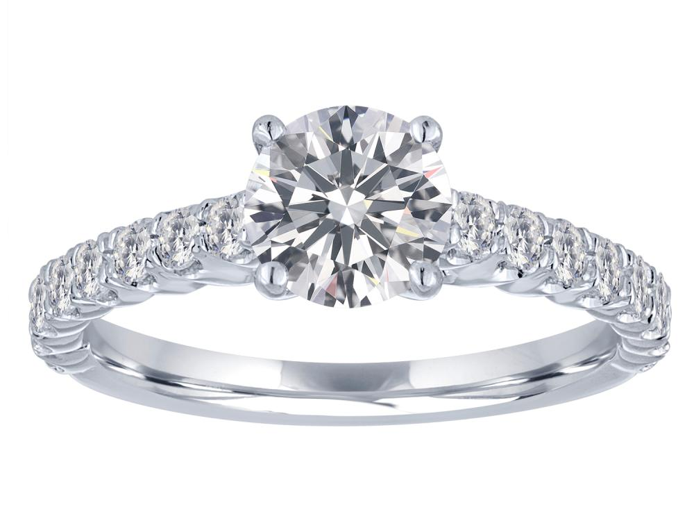 TIMELESS DESIGNS - Engagement Ring Mounting
