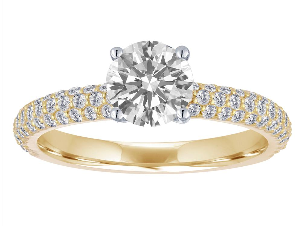 TIMELESS DESIGNS - Diamond Wedding Band