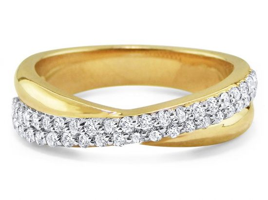 KC DESIGNS - 14K Diamond Fashion Ring